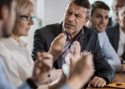 Eliminate Losing Business, Missing Deals, Leadership Team is Reactive and Not Working Together
