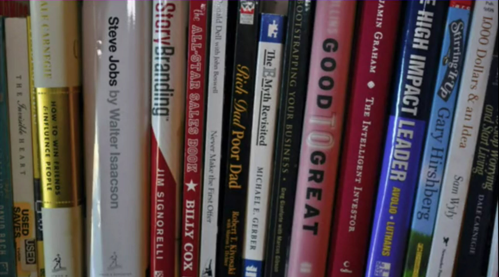 Today's Top Business Books